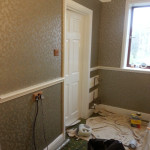 The Fearn Brothers specialise in bespoke wall coverings