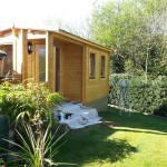 Painter summer house